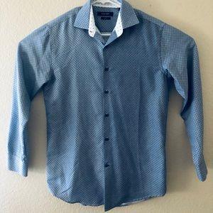 Nine West Mens Slim Fit Shirt